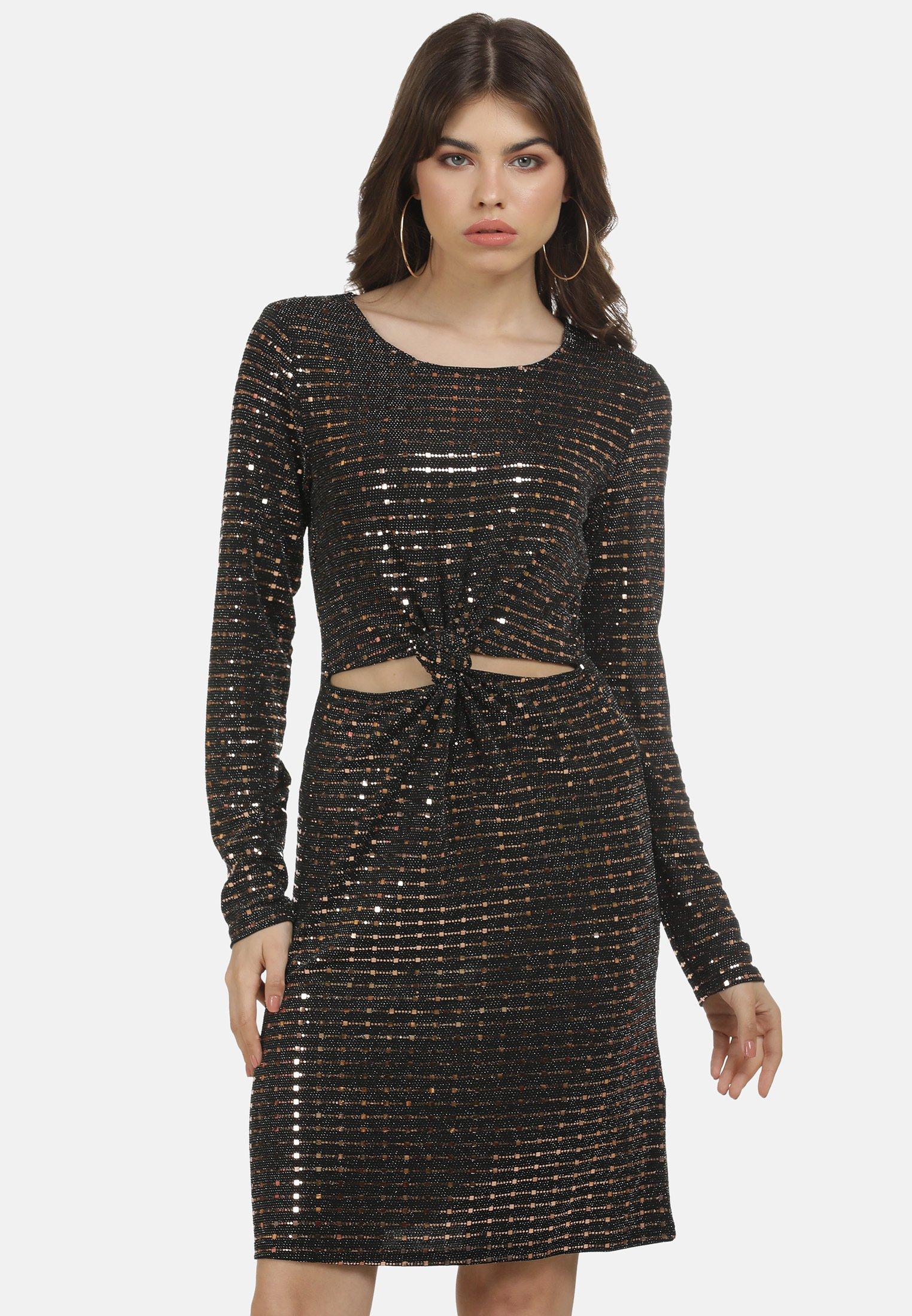 Cercando Abbigliamento da donna myMo at night Vestito elegante holographic