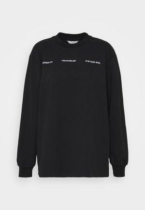 LURING - Sweatshirt - black