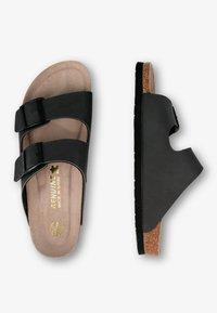 Genuins - HAWAII - Sandals - anthrazit - 1