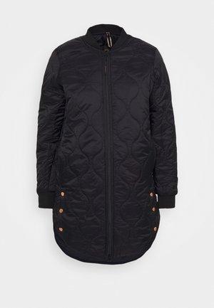 SITARA - Zimní kabát - black