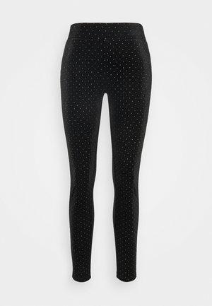 ONLCATHY - Leggings - Trousers - black
