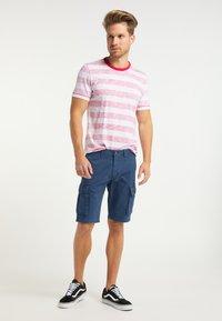 Mo - Shorts - blau - 1
