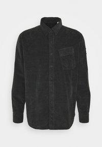 Belstaff - PITCH SHIRT - Shirt - black - 0