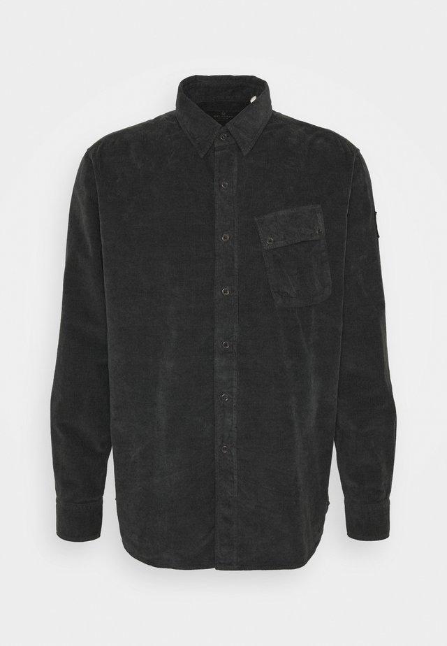 PITCH SHIRT - Camicia - black