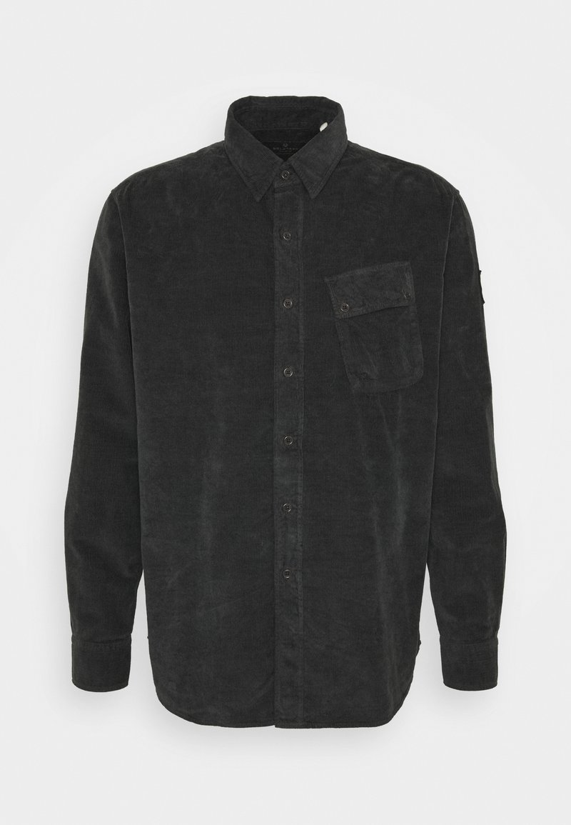 Belstaff - PITCH SHIRT - Košile - black