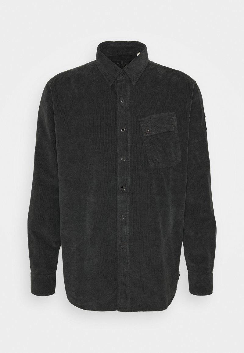 Belstaff - PITCH SHIRT - Shirt - black