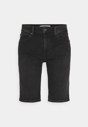 SCANTON - Jeans Shorts - kansas black comfort