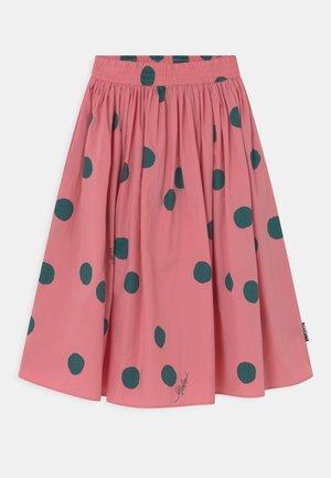 BREE - A-line skirt - pink