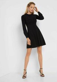 ORSAY - Day dress - schwarz - 0