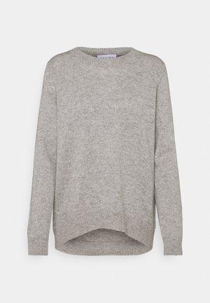 STRAIGHT O-NECK  - Jumper - light grey