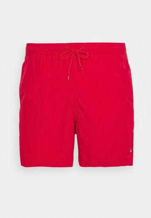 MEDIUM DRAWSTRING - Zwemshorts - red