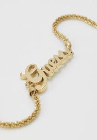 Guess - LOGO POWER - Bracelet - gold-coloured - 2