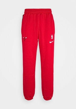 NBA CHICAGO BULLS SPOTLIGHT PANT - Club wear - university red/black