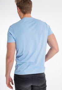 U.S. Polo Assn. - T-shirt - bas - placid blue - 1