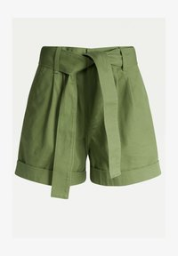 Tommy Jeans - TJW MOM BELTED  - Shorts - olive - 3