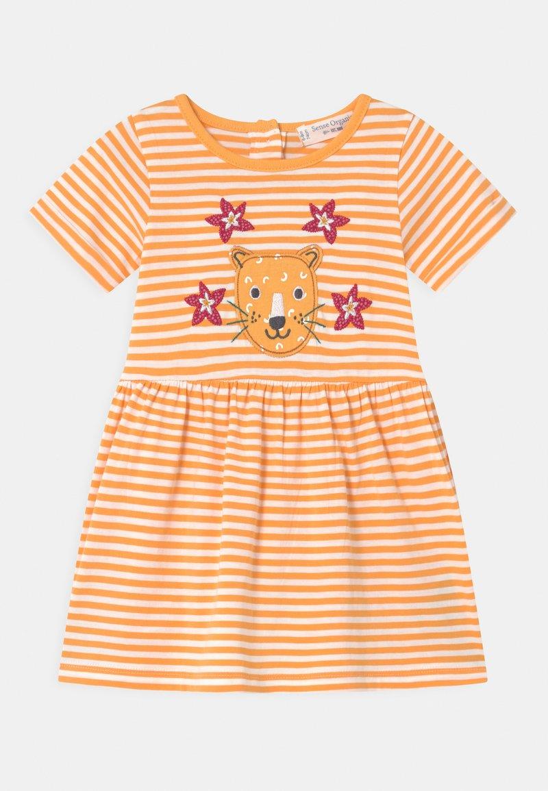 Sense Organics - AMEA BABY  - Jersey dress - yellow