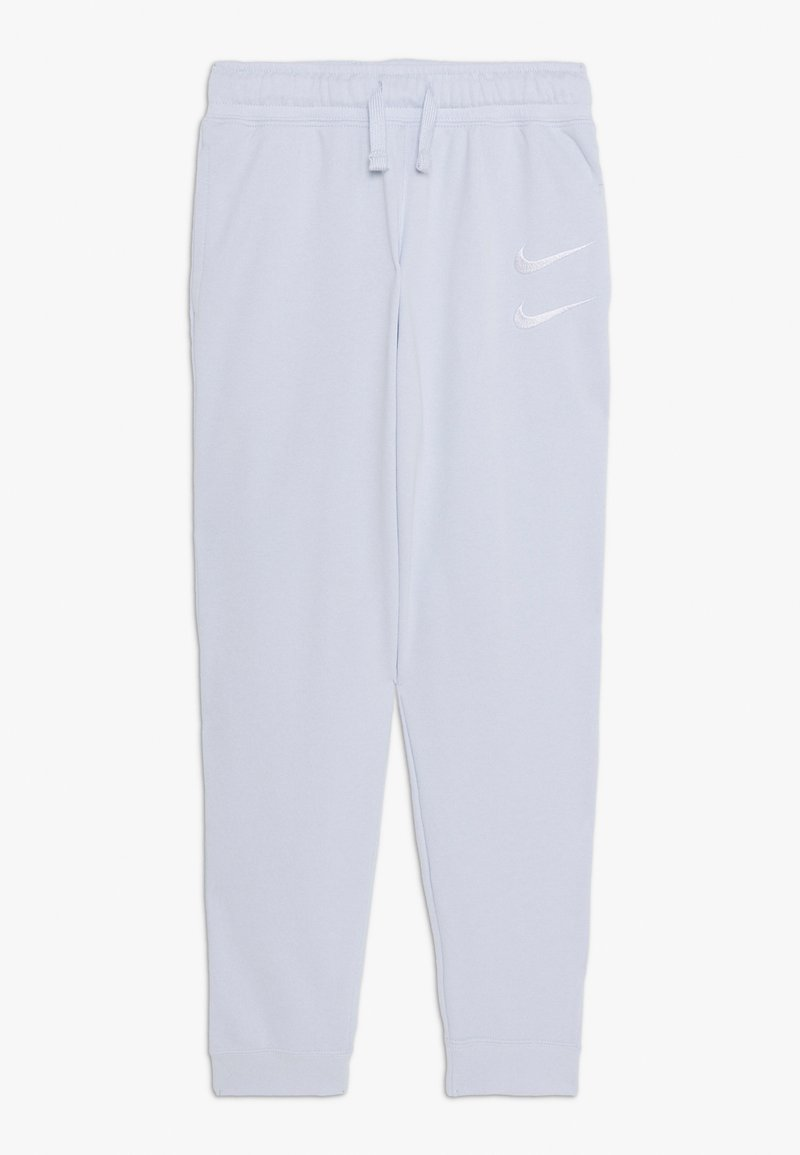 Nike Sportswear - Tracksuit bottoms - football grey/white