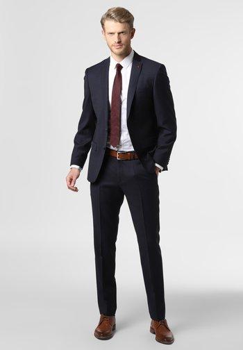 Suit trousers - marine