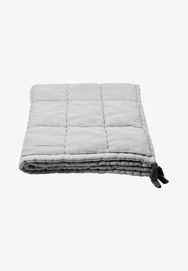 HANDMADE  - Zavinovací deka - grey