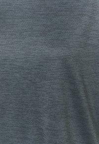 Under Armour - TECH VENT - T-shirt basique - black - 5