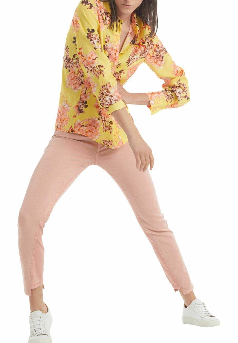 Marc Cain - Button-down blouse - gelb