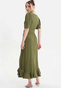 Trendyol - TWOSS  - Day dress - green - 4