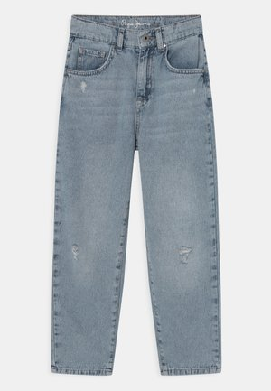 CARLA MUMFIT - Relaxed fit jeans - denim