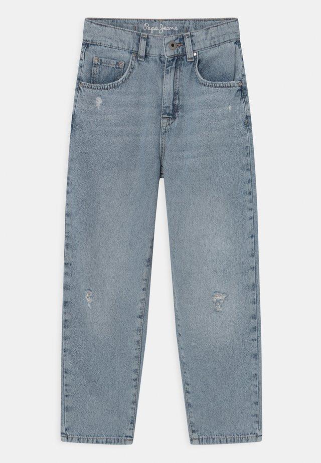 CARLA MUMFIT - Jeans baggy - denim
