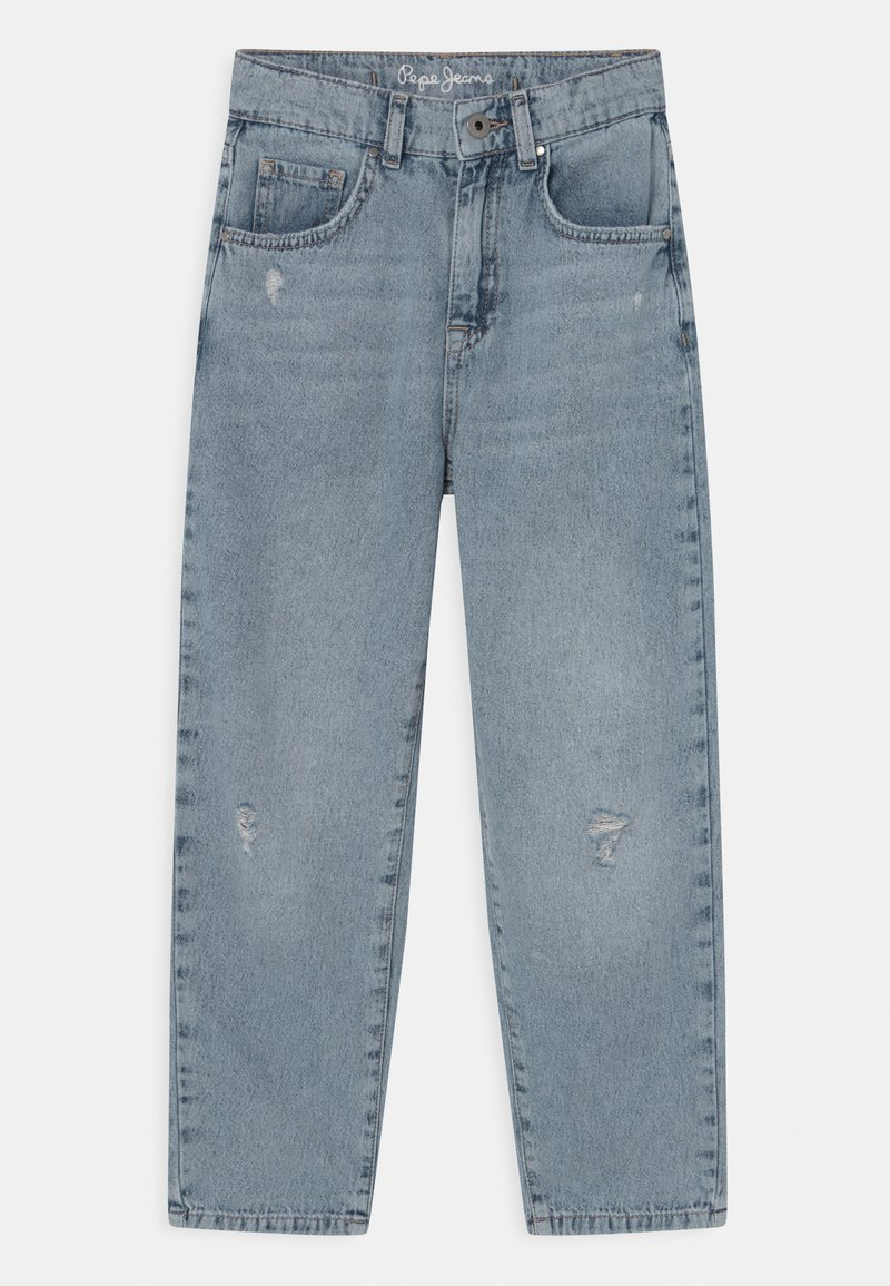 Pepe Jeans - CARLA MUMFIT - Relaxed fit jeans - denim