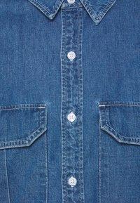 Neuw - WORKWEAR - Shirt - blue denim - 2