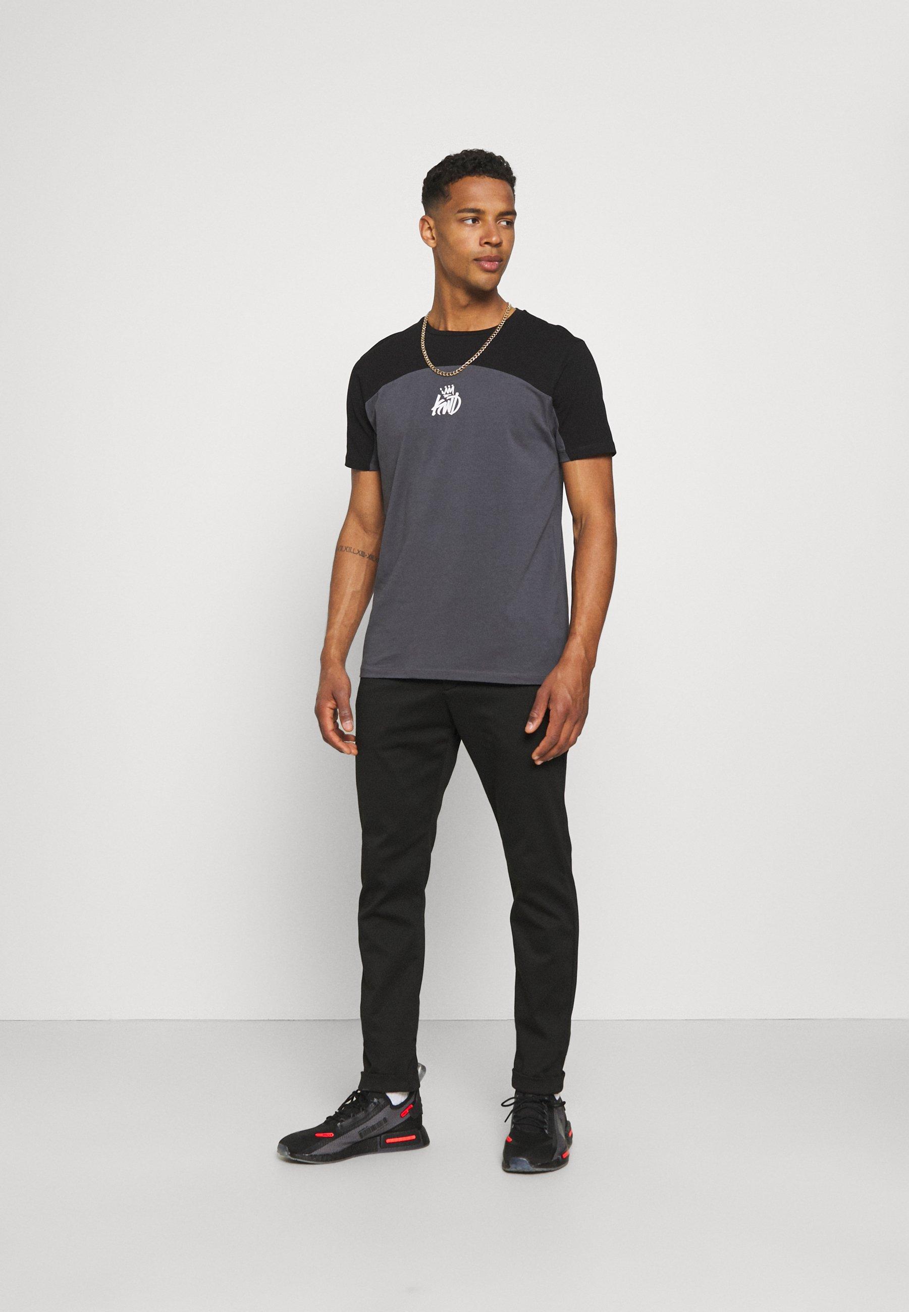 Men FRESWICK TEE - Print T-shirt