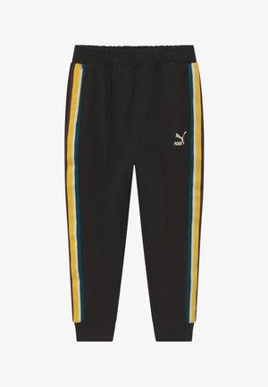 PUMA X ZALANDO TAPE - Teplákové kalhoty - black