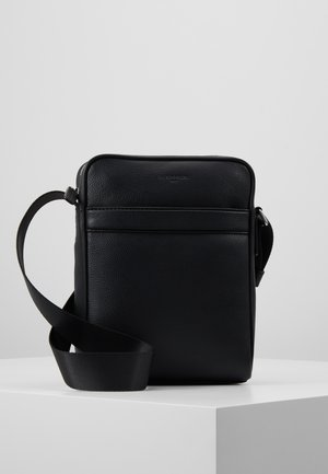 MEDIUM CROSS BODY BAG - Across body bag - noir