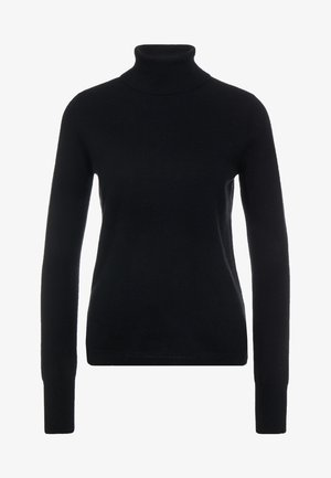 LAYLA TURTLENECK - Jumper - black