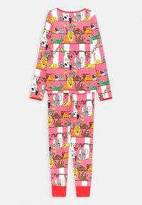 Småfolk - NIGHTWEAR ZOO - Pyjama - rapture rose - 1