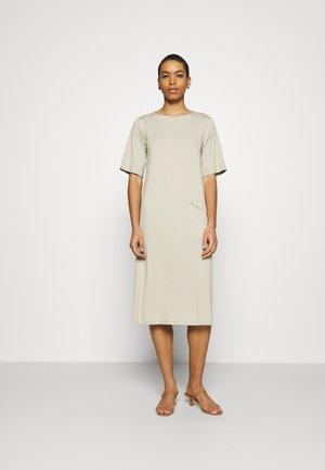 CENNI - Denimové šaty - khaki