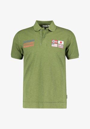 EULA - Polo shirt - oliv (45)