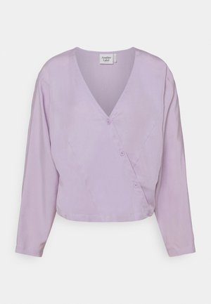 TEI - Long sleeved top - thistle