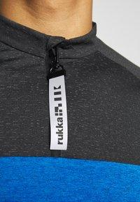 Rukka - RAUMO - T-Shirt print - blue - 6