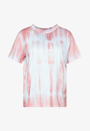 Print T-shirt - sorbet