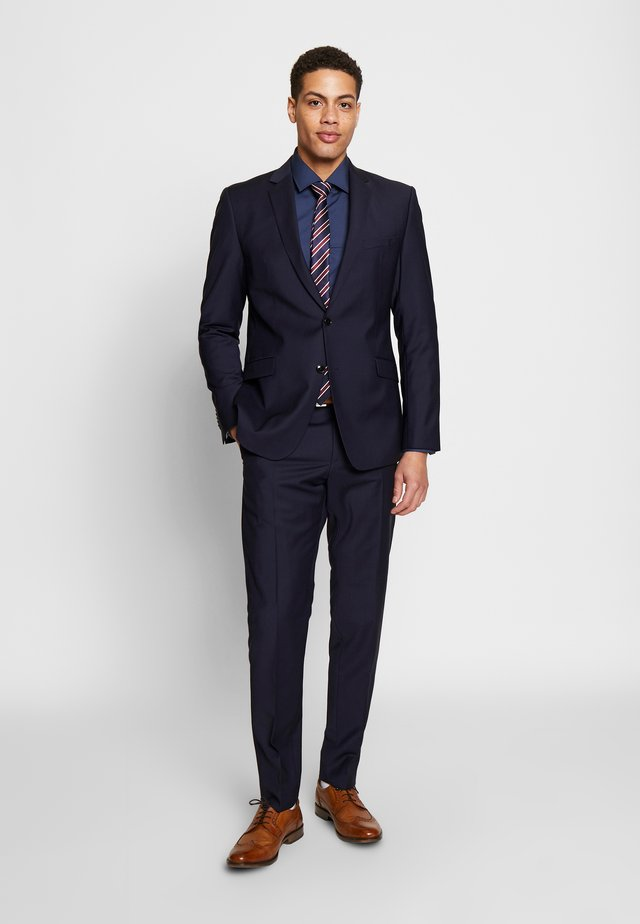 ALLEN MERCER - Suit - dark blue