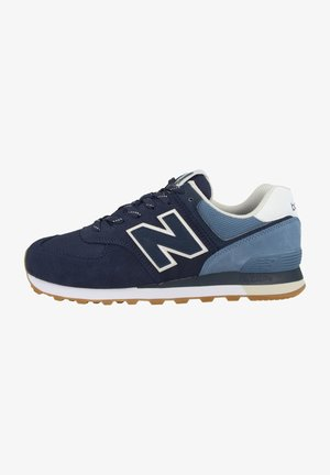 Trainers - blue (ml574gre)