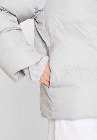 Opus - HAUNE - Light jacket - hazy fog melange - 5