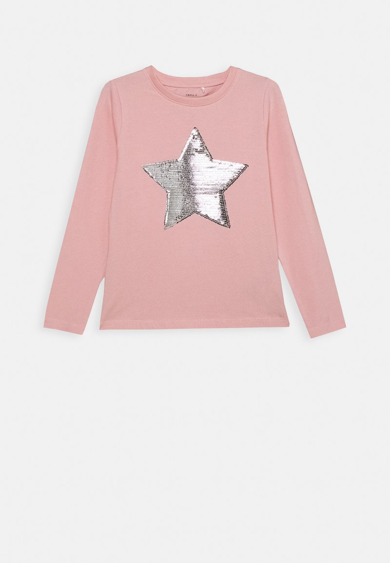 Name it - NKFLISTAR - Maglietta a manica lunga - coral blush