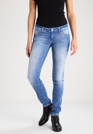 LINDY - Slim fit jeans - true blue