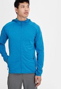 Mammut - Fleece jacket - blue - 2
