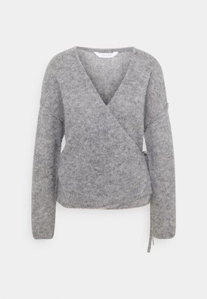 COLUMBINE - Stickad tröja - dark grey
