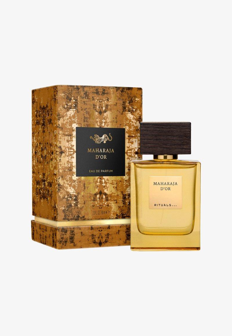 Rituals - MAHARAJA D'OR - Eau de Parfum - -