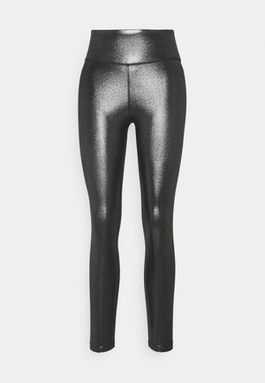ONE 7/8 - Leggings - black/metallic gold
