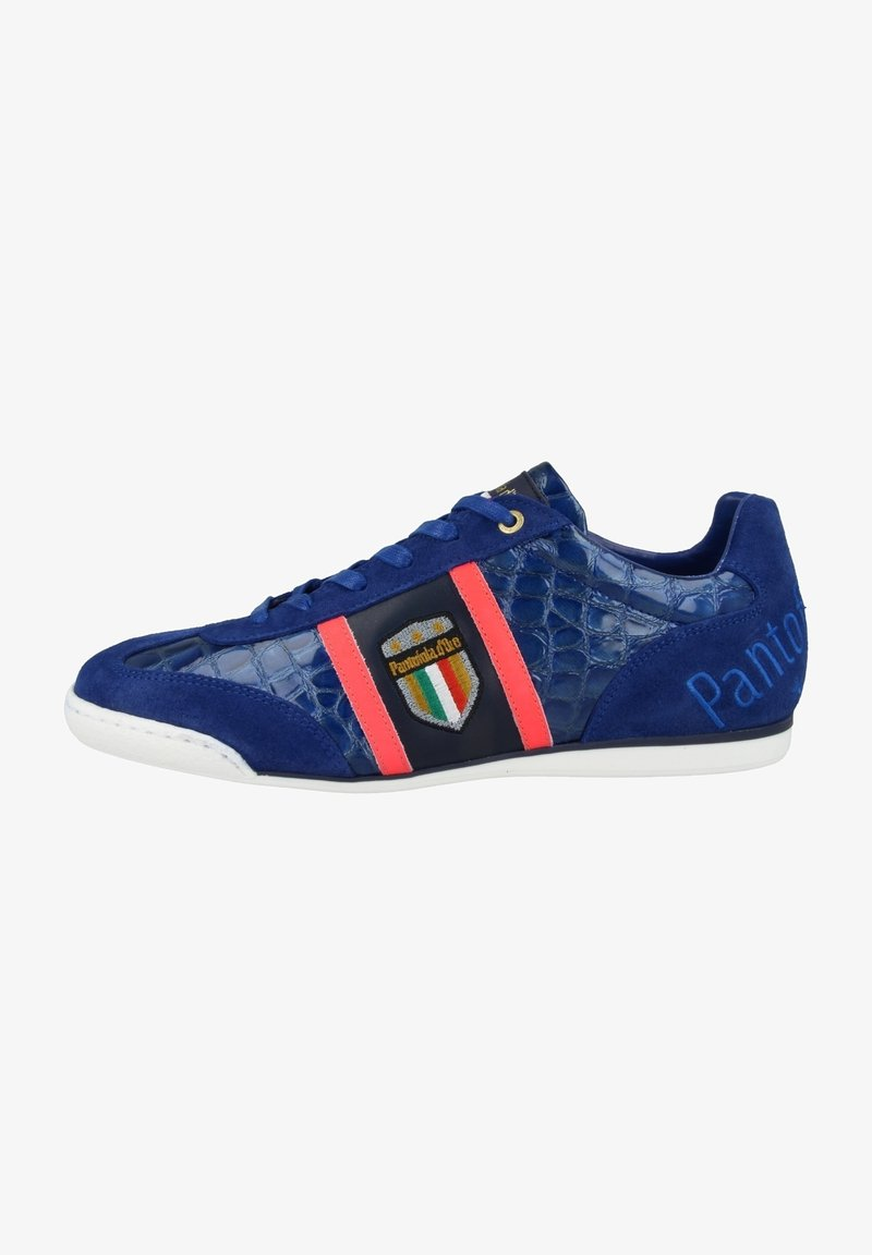 Pantofola d'Oro - FORTEZZA UOMO - Sneakers laag - olympian blue